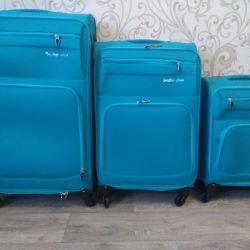 Yeni şık ve dayanıklı tekerlekli bavul