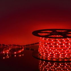 Ταινία LED 220V SWGroup 14,4 W / m κόκκινο