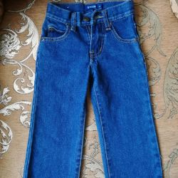 Jeans for boy size 98