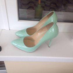 Carlo Pazolini new shoes