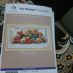 Cross stitch kit China