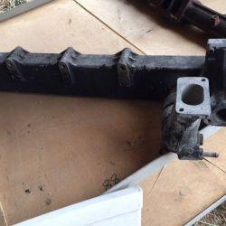 Modulul de recirculare a gazelor MAN TGA D2066