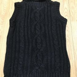 Womens sleeveless shirt LO без