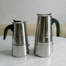 New geyser coffee maker