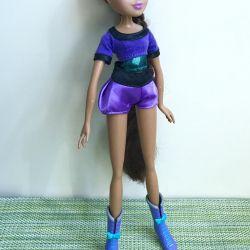 Winx Layla doll with hair dye
