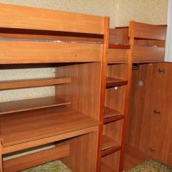 Bed - loft for sale