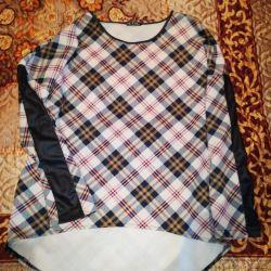 Bluz moda, 48-50