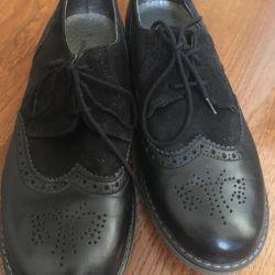 Παπούτσια PETIT SHOES Ισπανία Suede Leather