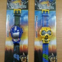 Clock transformers