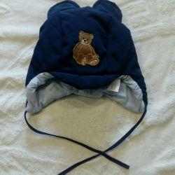 Children's hat demi-season