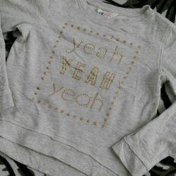 H & M sweatshirt for girl
