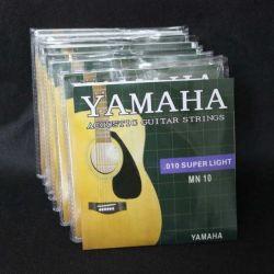 Ακουστικές χορδές κιθάρας Yamaha
