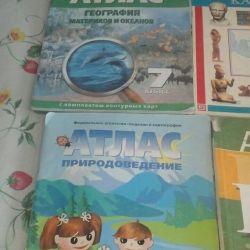 atlase, manuale