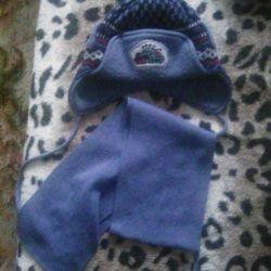 Şapka ve eşarp