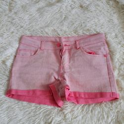 Shorts for the girl