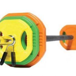 Aerobik, fitnes barı (Bodypump)