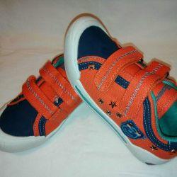 Yeni spor ayakkabı, cırt cırtlı spor ayakkabı, 31-35 beden