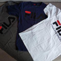 T-shirt FILA yeni.