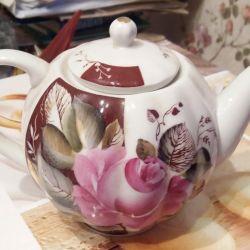 Teapot brew LFZ