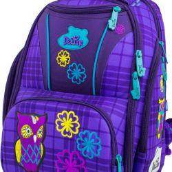 DeLune satchel + bag