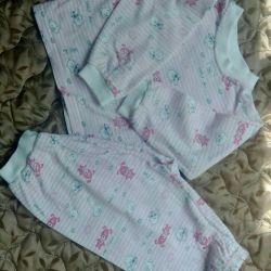 Пижама и штаны
