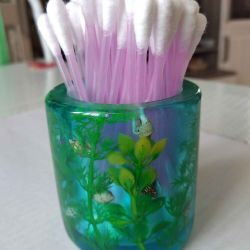 Toothpick cup