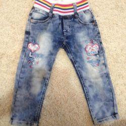 Новые джинсы(Турция)