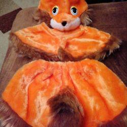 Costume Squirrels