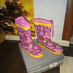 Wellington boots 33