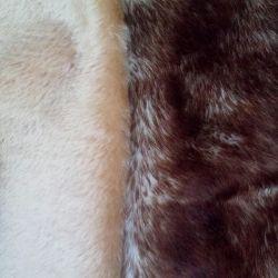 Fur for teddy bears