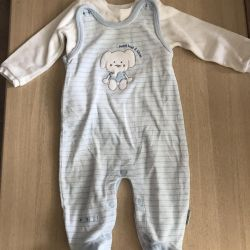Clothes for baby 0-9 months