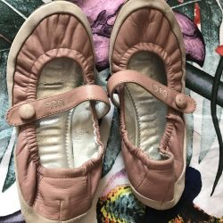 Dolce & Gabbana δερμάτινα παπούτσια μπαλέτου