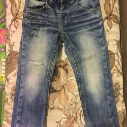 Jeans Brums timp de 2-3 ani