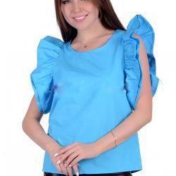 Βαμβακερή μπλούζα