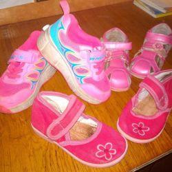 Детская обувь 23-29 размеры