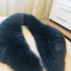 Arctic fox collar