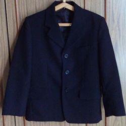 Jacket school for boy
