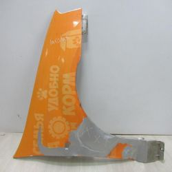 Wing forward right Lada Largus oem 631005023R (dent) (skl-3)