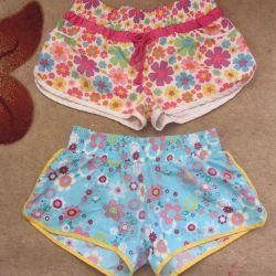Beautiful shorts for the summer