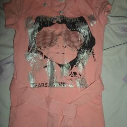 T-shirt 3-4 years approximately