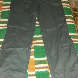Νέο γκρίζο παντελόνι p 50