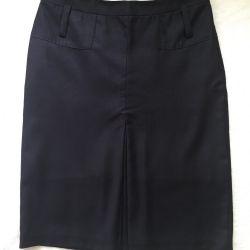 Επιχειρησιακή φούστα. Διάλυμα 40-42 (S)