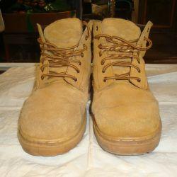 ботинки taccardi замша р-44