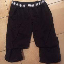 Спортивные штаны и лосины