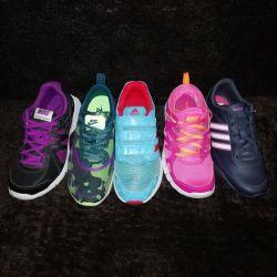 Reebok Adidas Nike Sneakers