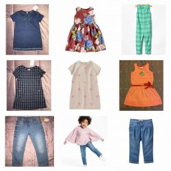 Next and other brands for girls