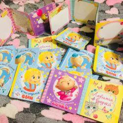 Mini Photobooks for parents and grandparents