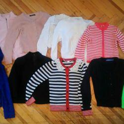 Детская Р122 кофты пиджаки ветровки