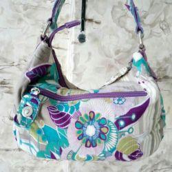Handbag for rest. Fabric, very light.