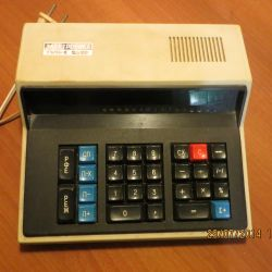 Электроника МК-59 счетная машинка